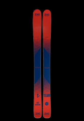 Skis freeride enfant zag slap team 2022 basse def
