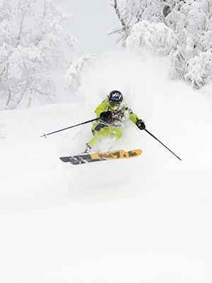 Mamay: le paradis glacial du ski de rando en début d'hiver