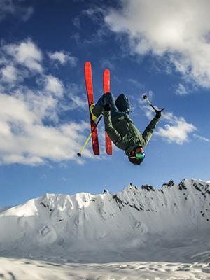 Inde : Mission ski de rando au Tharang