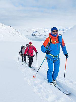 Svalbard: un paradis blanc et sauvage du ski de rando où l'ours polaire est roi