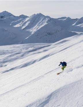 Ski de randonnée dans le grand nord canadien au Yukon